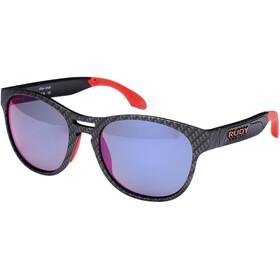Rudy Project Spinair 56 Solbriller, sort/rød